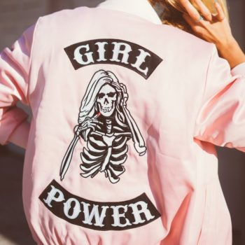 This new clothing collab is for anyone craving a heavy metal meets girl power aesthetic