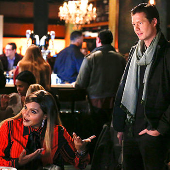 """Mindy's exes make everything awkward AF on """"The Mindy Project"""""""