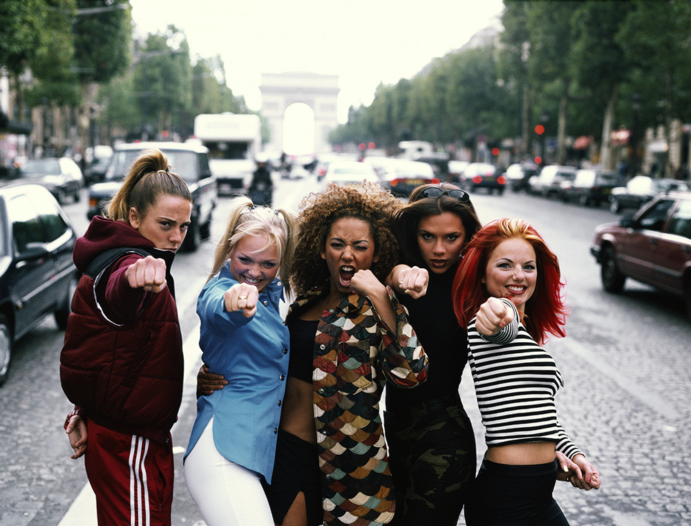 This old video of the Spice Girls standing up to a sexist director is absolutely incredible