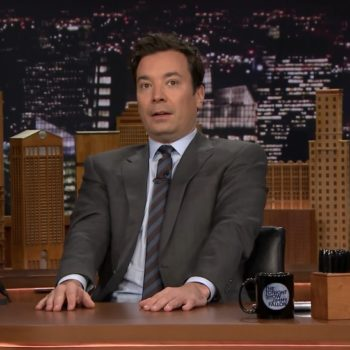 "Jimmy Fallon revealed his five favorite ""Gilmore Girls"" characters, and we're in total agreement"