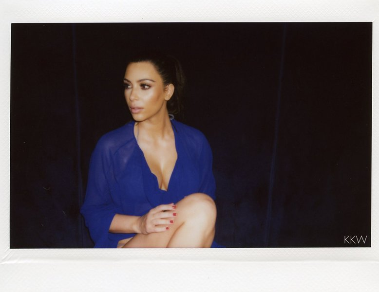 Candid and lush never-before-seen photos of Kim Kardashian