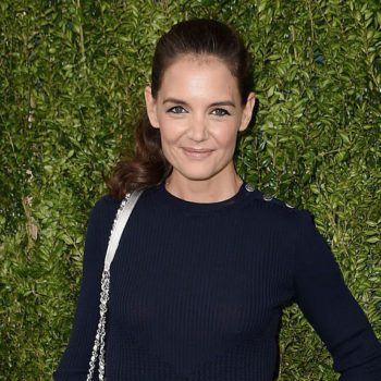 Katie Holmes just posted an Instagram of Suri Cruise, and she looks JUST like her mom