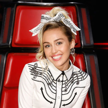 We just realized that Miley Cyrus' little sister is basically her twin