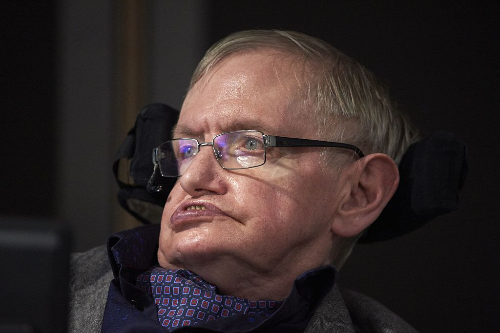 Stephen Hawking just gave us a sobering but inspiring reason to keep looking to space