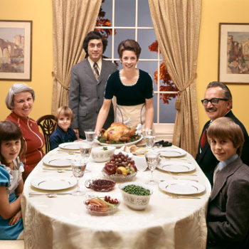 During awkward Thanksgiving convos, talk about these 5 things