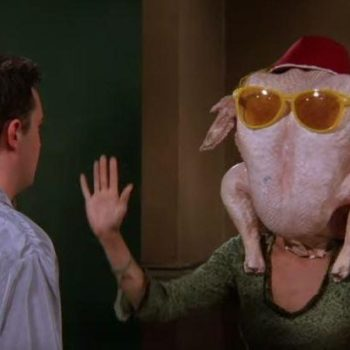 12 Thanksgiving GIFs that will make you LOL until dessert is served