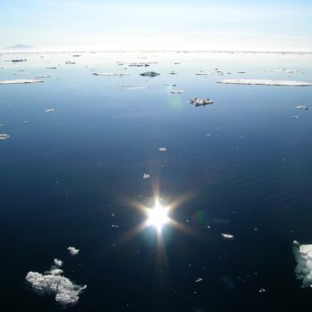 Arctic ice is crazy low right now and here's why that's important