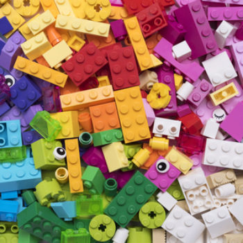 The world's largest Lego store is a childhood fantasy come to life