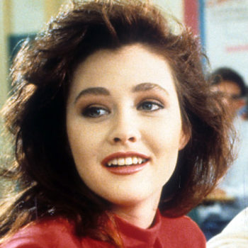 """Shannen Doherty is back for the """"Heathers"""" remake, and she released the first photo"""