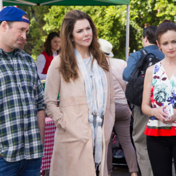 """Turns out more than one person might be having a baby on """"Gilmore Girls"""""""