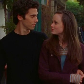 "The first time Rory and Jess meet in ""Gilmore Girls: A Year in the Life"" is everything we hoped it would be"