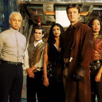 "The ""Firefly"" cast are paying beautiful tribute to Ron Glass"