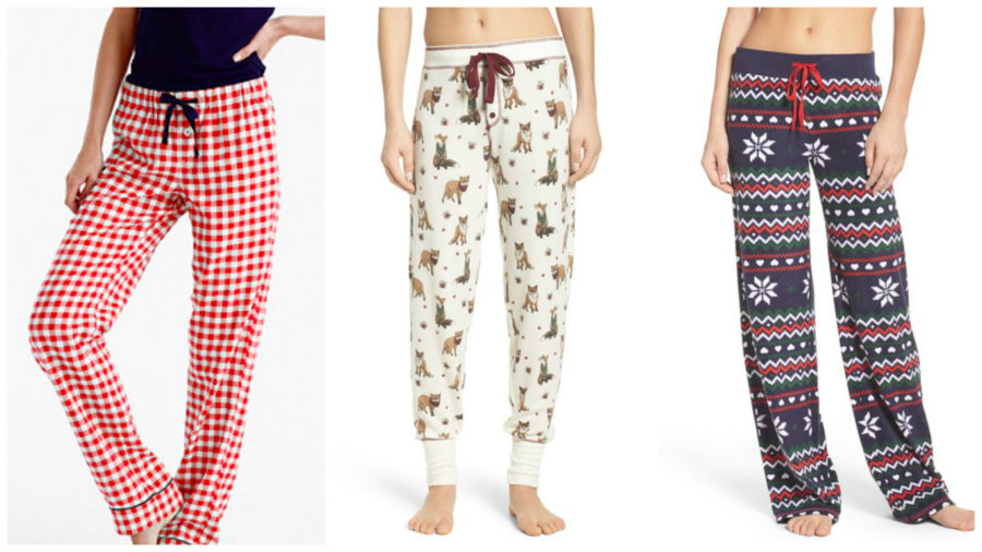 10 Holiday Pajama Pants We Re Basically Planning To Wear For The