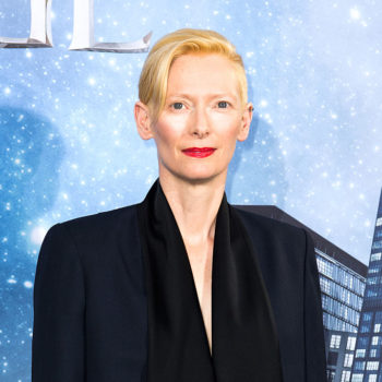 "Tilda Swinton admits she doesn't like ""Harry Potter"" for this very surprising reason"
