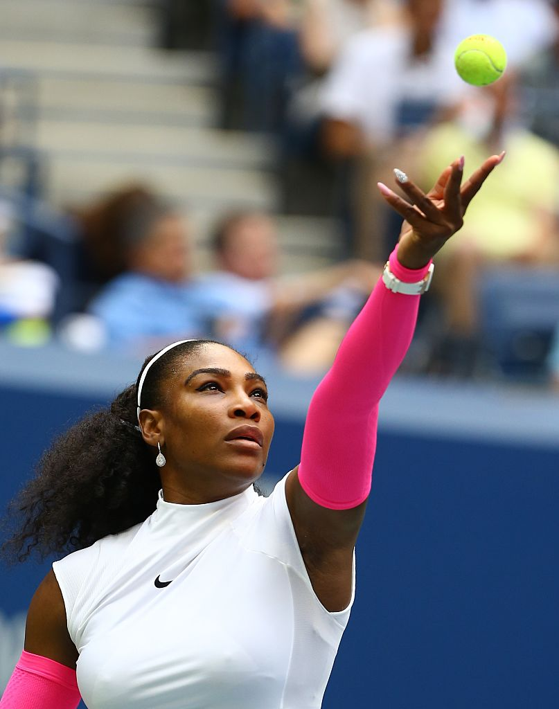 gettyimages jpg for serena the most important takeaway is to never stop fighting to never give in