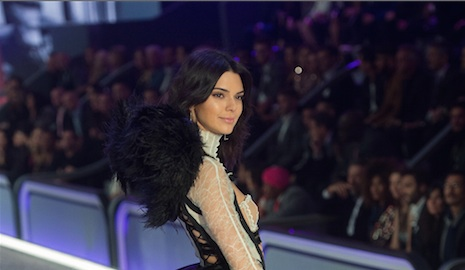 Kendall Jenner opens up about her family not attending the Victoria's Secret Fashion Show this year