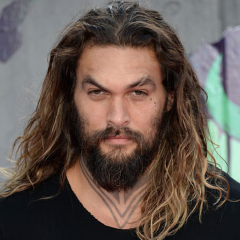 """This photo of """"Game of Thrones'"""" Jason Momoa is actually giving us chills"""