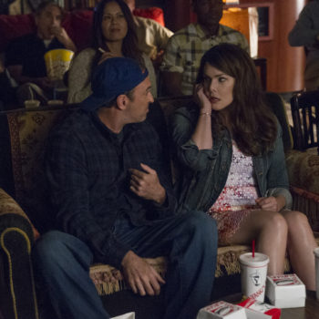 """Scott Patterson confessed to having a crush on Lauren Graham during """"Gilmore Girls,"""" and we're like DUH"""
