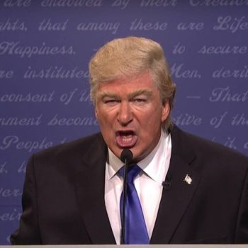 Alec Baldwin promises to stop playing Donald Trump on SNL on one condition and we love it