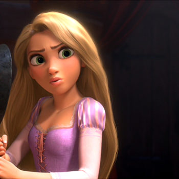 "There's a ""Frozen"" vs ""Tangled"" rap battle and it is both amazing and NSFW"