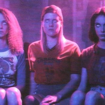 """The promo for """"Beyond the Gates"""" totally takes us back to our favorite '80s horror movies"""