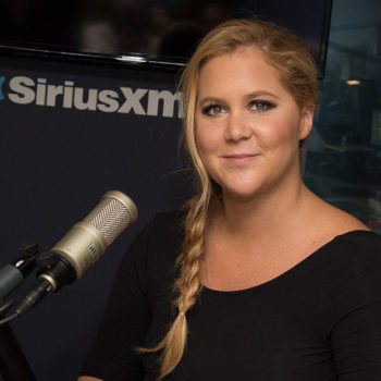 Queen Amy Schumer is nominated for TWO Grammy Awards because she CAN do it all