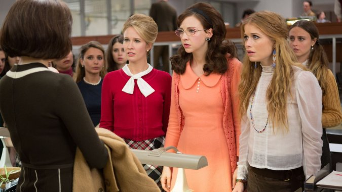 """Good Girls Revolt"" might really be coming back for Season 2 — and with a great new twist"