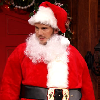 """Chris Pratt played """"Mad Lib Theater"""" with Jimmy Fallon last night, and we're still laughing"""
