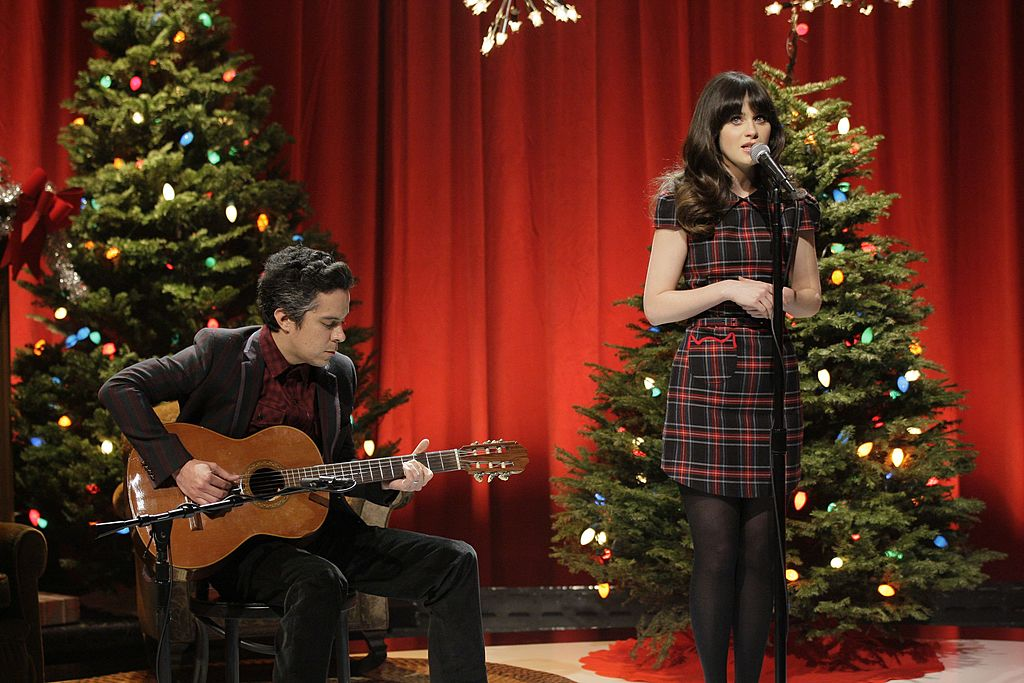 Stop everything: Zooey Deschanel\'s She & Him just released a ...