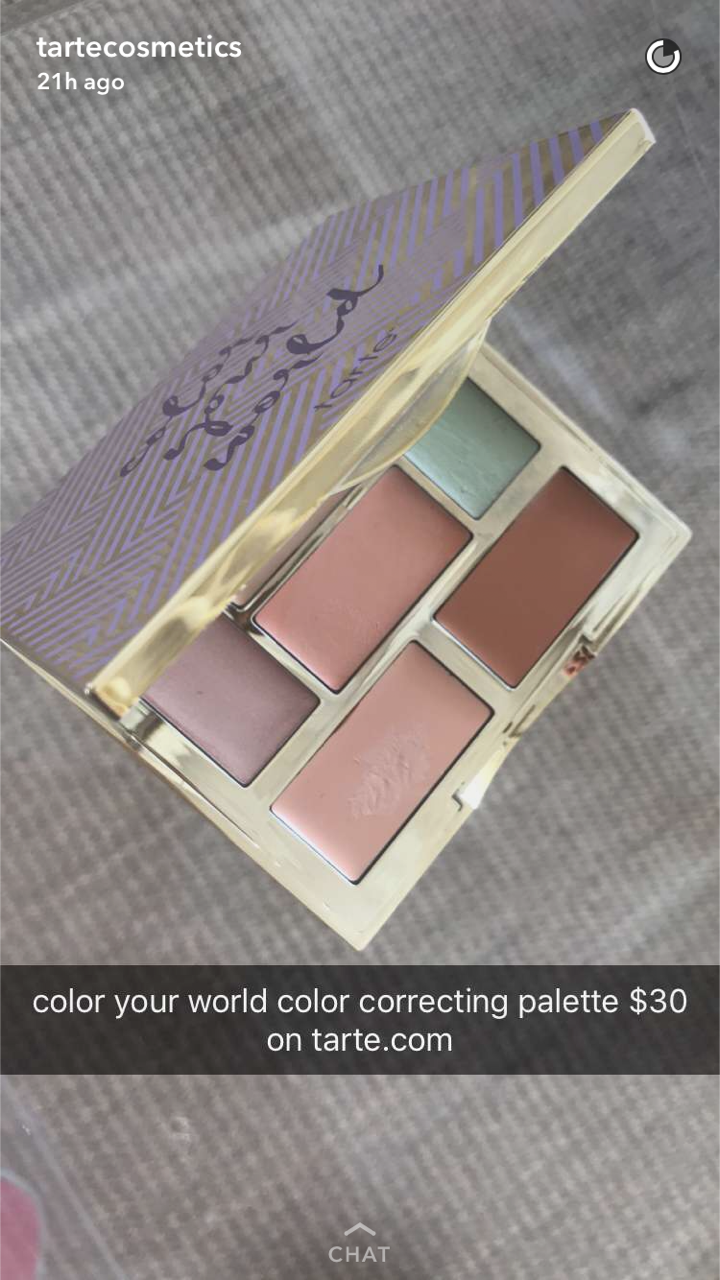 Tarte Color Vibes Ian Clay Eyeshadow Palette