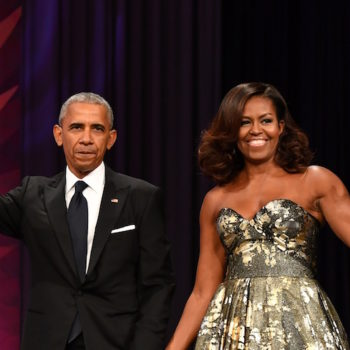 First Lady Michelle Obama inspires us as she talks about her election night reaction