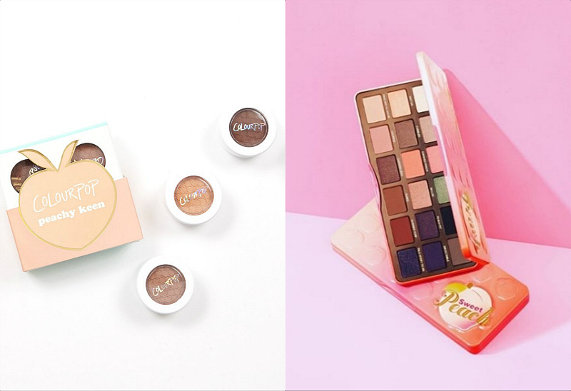 Peach beauty products are officially a trend so here are the ones you absolutely need in your life