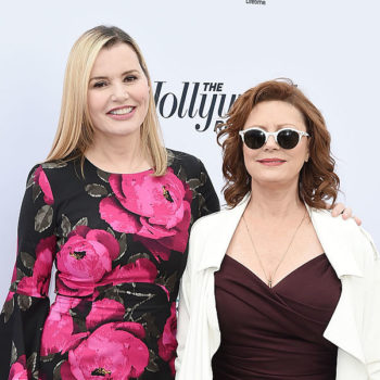 """There was a mini """"Thelma & Louise"""" reunion and of course it was fabulous AF"""