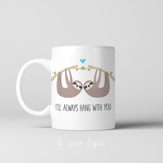 4The Cutest BFF Mug To Share Your Love Of Animals