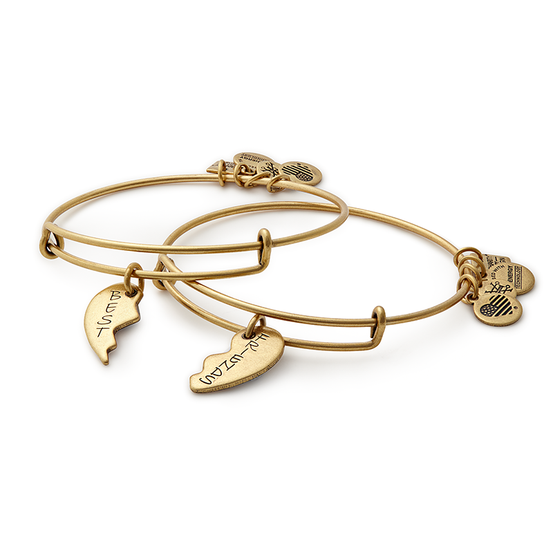 5these Clic Bangles Will Keep Your Friendship Stylish 13 Fantastic Gifts For Long Distance F To Celebrate