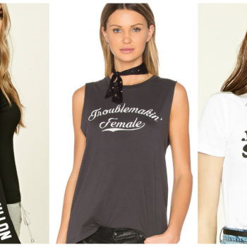 Let your clothes do the talking with these 6 graphic tees