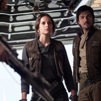 """Twitter has a collective freakout over the """"Rogue One"""" premiere, and here's what early reactions say"""