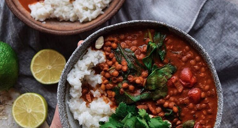 10 plant based meals that actually look totally delicious *and* filling