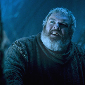 Hodor was the DJ at the Critics' Choice Awards, and yes, it's just as amazing as it sounds
