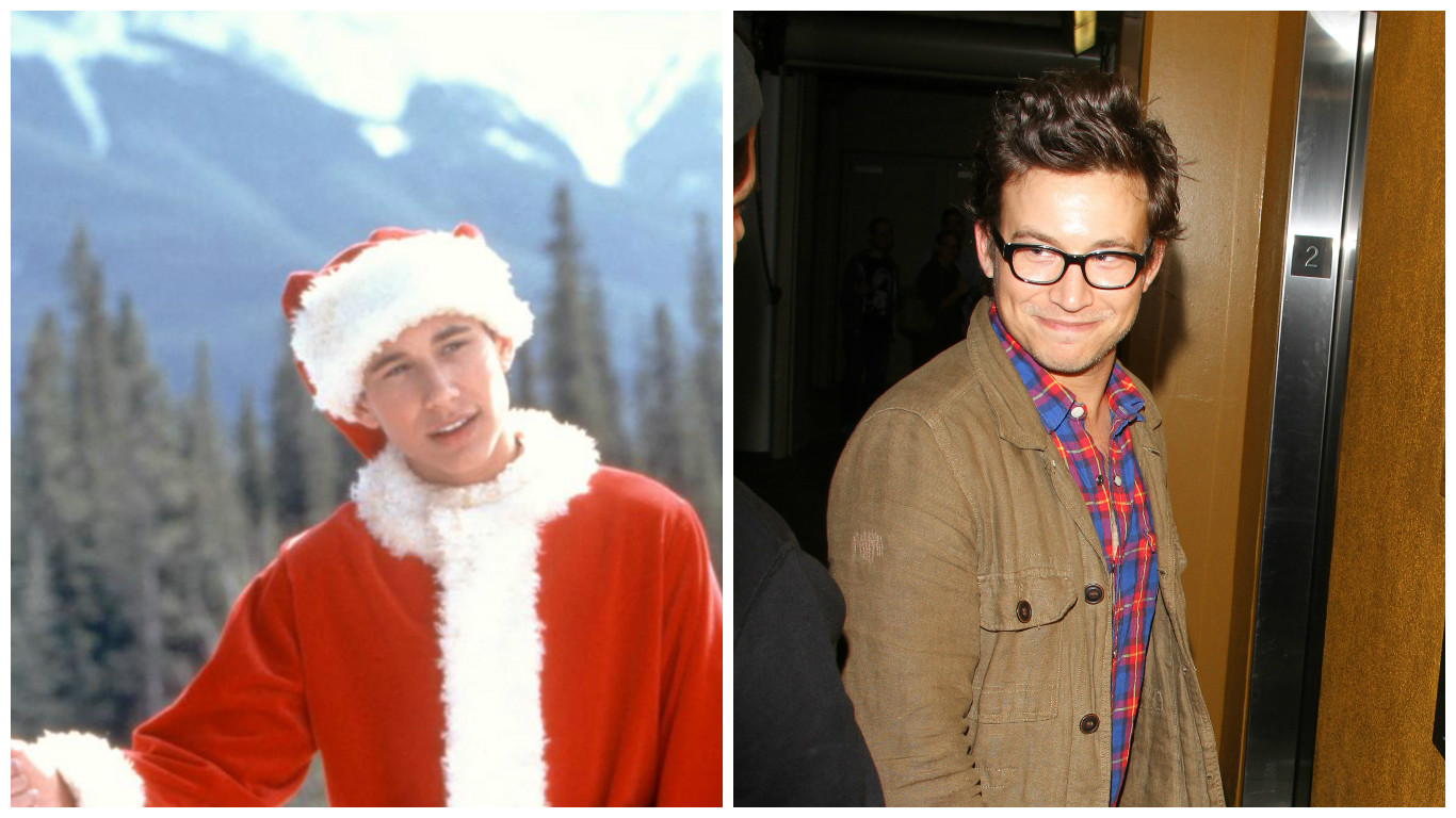 jonathan taylor thomas jake wilkinson - Coming Home For Christmas