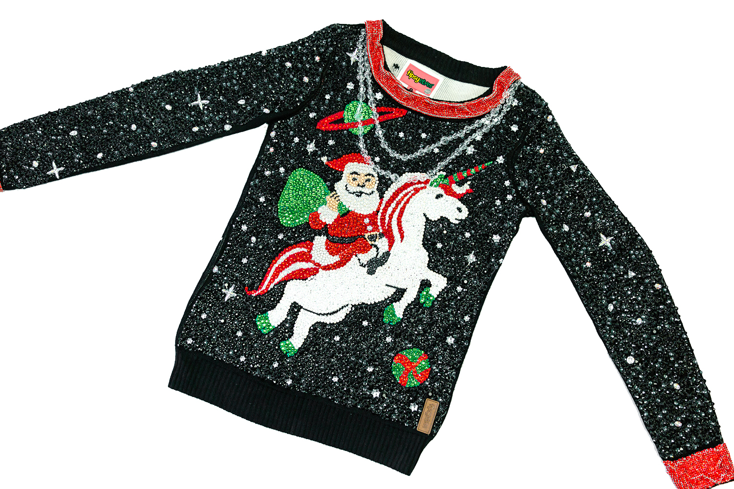 This Is The Most Expensive Ugly Christmas Sweater In The World And