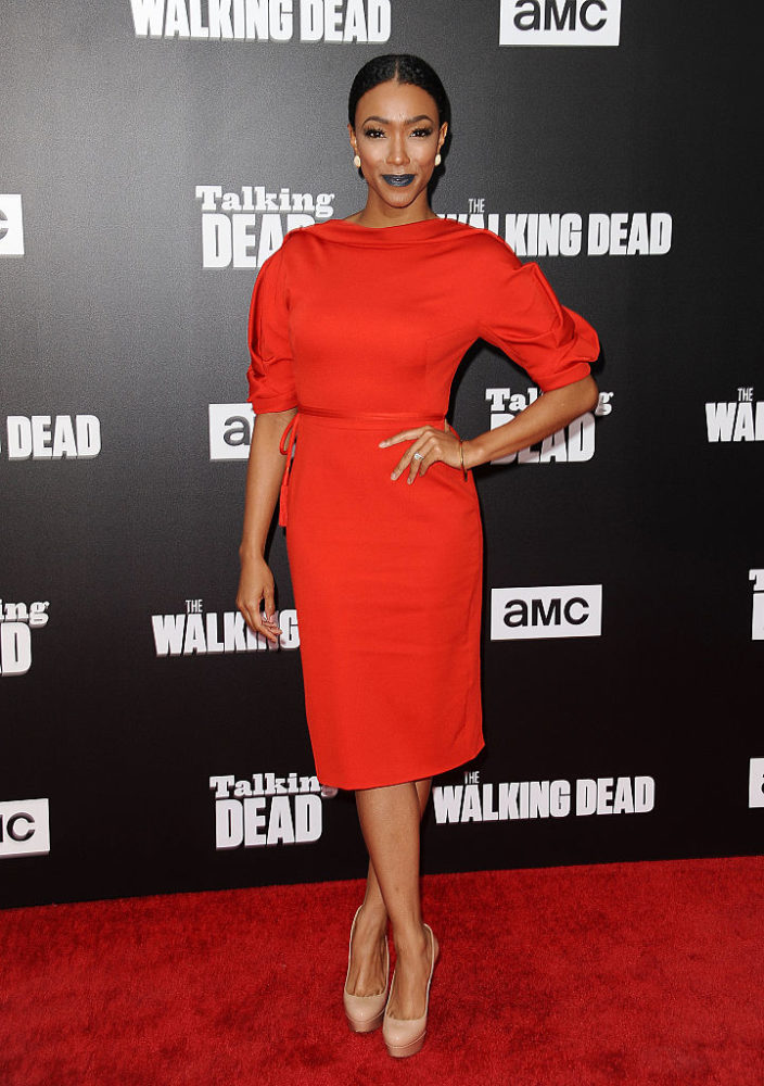 Sasha Walking Dead Actress
