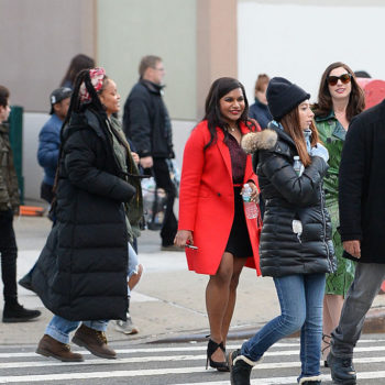 """Mindy Kaling has some major beef with """"Ocean's Eight"""" and like, we get it"""