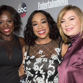 """Shonda Rhimes is holding a masterclass so now you can write your own """"Grey's Anatomy"""""""
