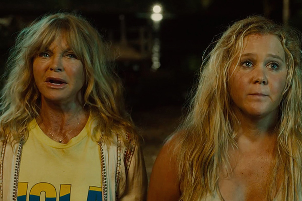 """The long awaited Amy Schumer and Goldie Hawn trailer for """"Snatched"""" is here and it looks GOOD"""
