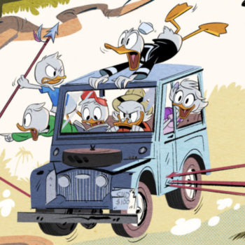 "We finally know who's going to star in the ""DuckTales"" reboot and OHMYGOD it's amazing"