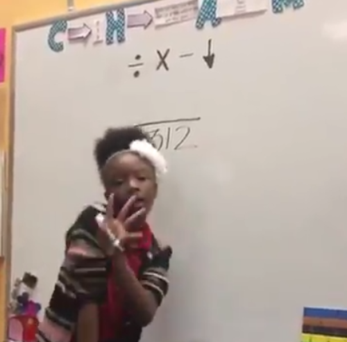 This video of the world's coolest math class is going viral — and we can see why