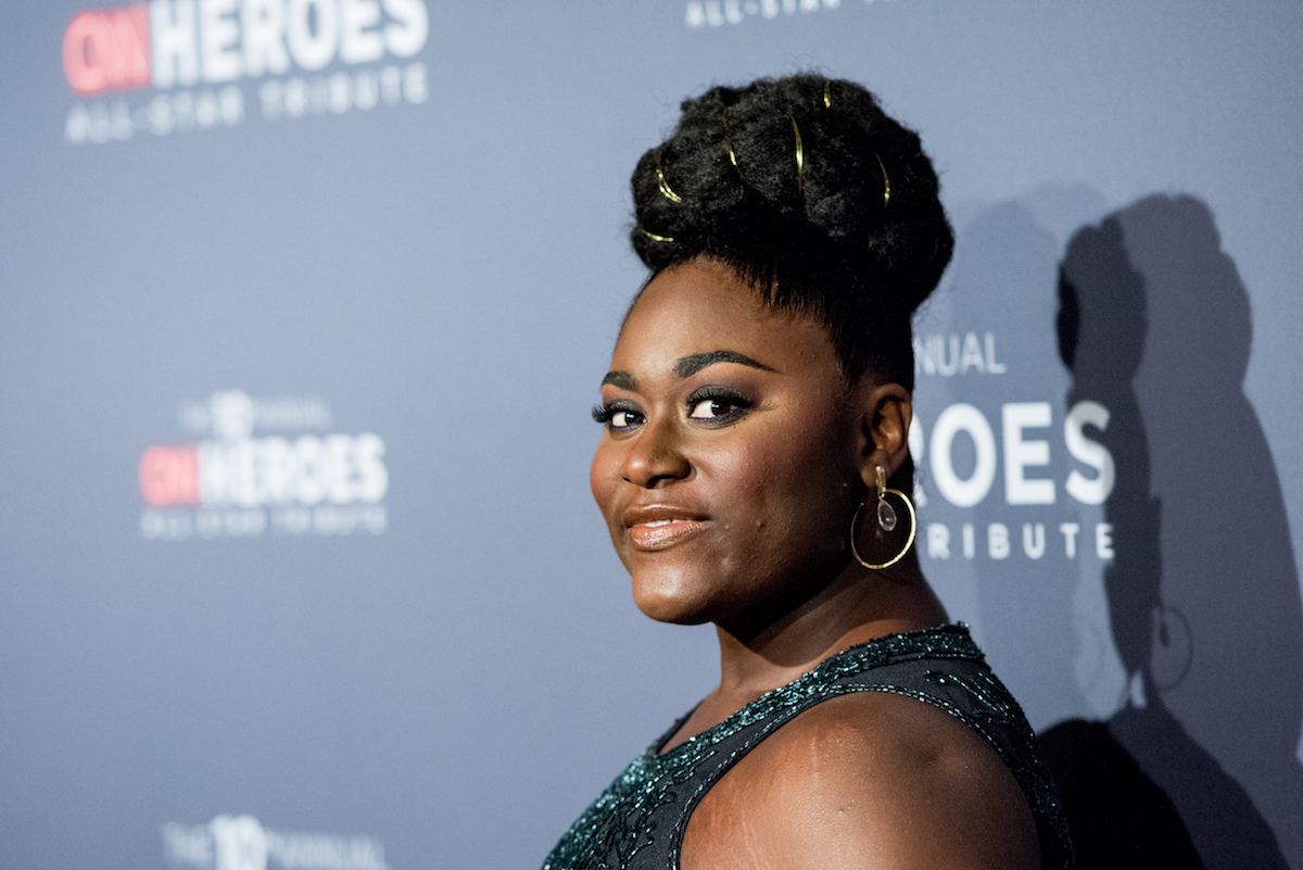 NEW YORK, NY - DECEMBER 11: Actress Danielle Brooks attends the 10th Anniversary CNN Heroes at American Museum of Natural History on December 11, 2016 in New York City.  (Photo by Roy Rochlin/FilmMagic)
