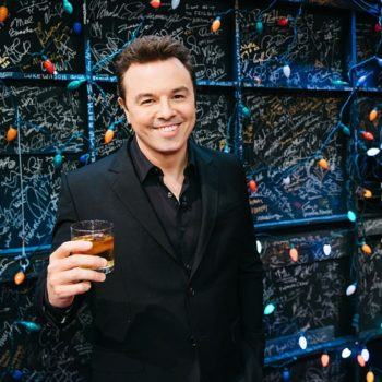 "Seth MacFarlane singing ""The Christmas Song"" is not only festive, but incredibly impressive"