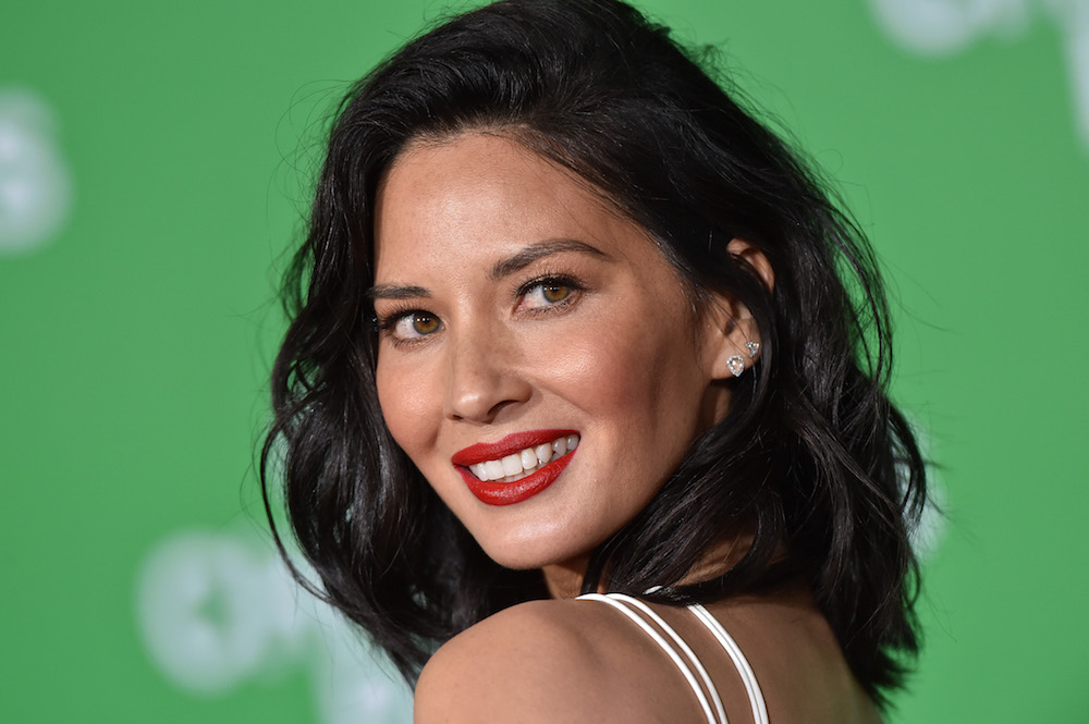 Olivia Munn explains how being multicultural shaped her idea of beauty